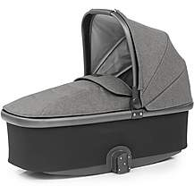 image of Oyster 3 Carrycot - Mercury With City Grey Frame
