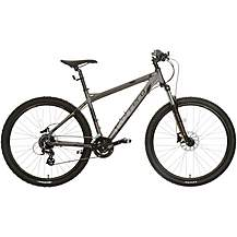 image of Carrera Vengeance LTD Mens Mountain Bike - Grey - XS, S, M, L, XL Frames