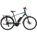 image of Raleigh Felix 700c Crossbar Electric Hybrid Bike - 46cm, 53cm Frames