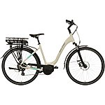 image of Raleigh Felix Step-through Electric Hybrid Bike - 46cm, 50cm Frames