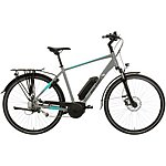 image of Raleigh Felix+ Crossbar Electric Hybrid Bike - 46cm, 53cm Frames
