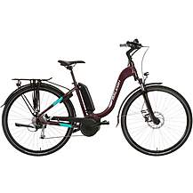 image of Raleigh Felix+ Step-through Electric Hybrid Bike - 46cm, 50cm Frames