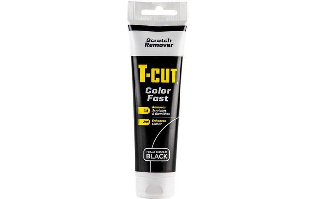 T-Cut Colour Fast Scratch Remover - Black