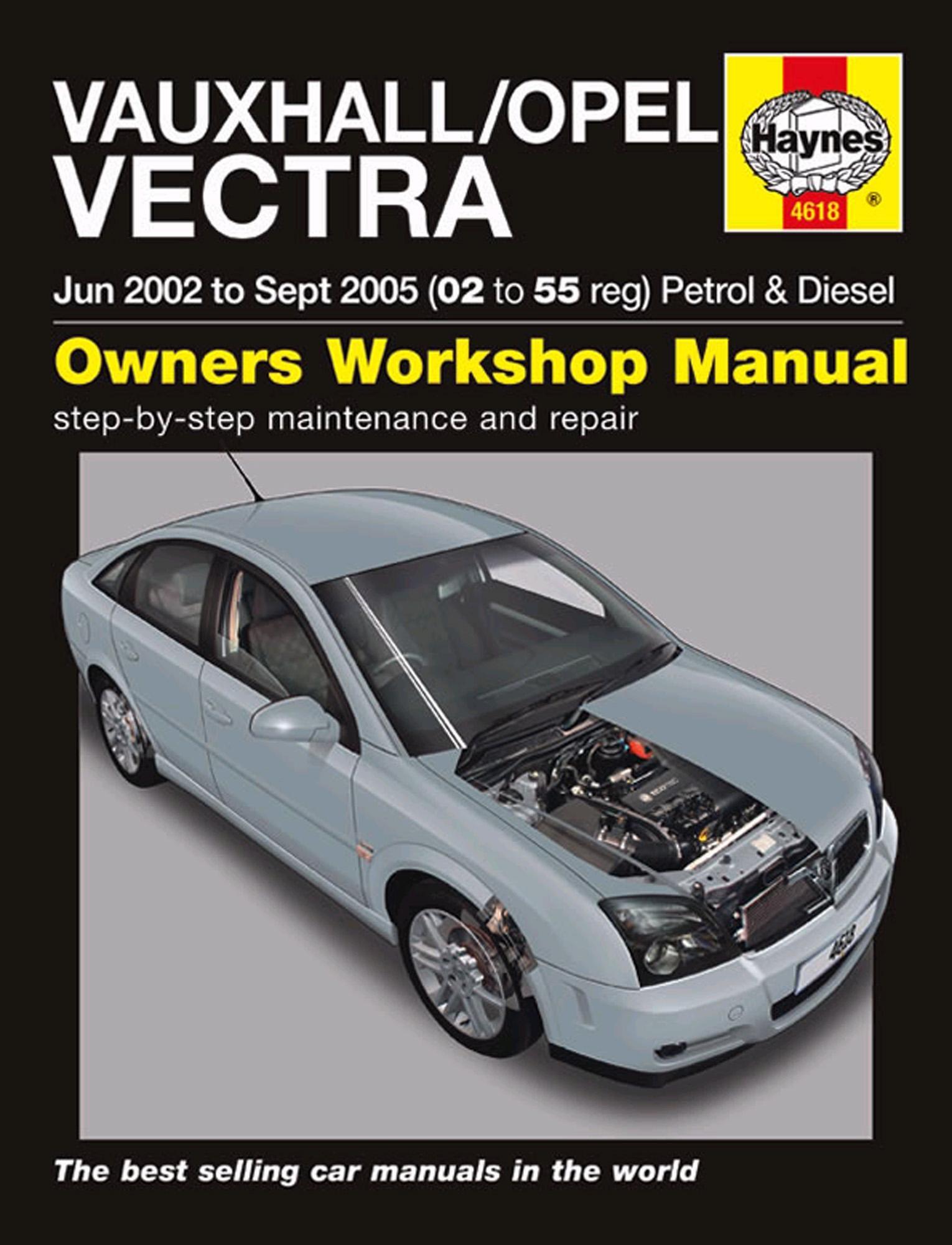 haynes vauxhall vectra june 02 to rh halfords com Vauxhall Calibra Vauxhall Tigra