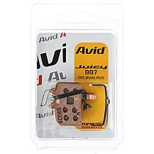image of Avid Juicy Disc Brake Pad Set (BB7 Juicy 3 5 and 7)