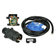 image of Halfords Cycle Carrier Lighting Board Wiring Kit