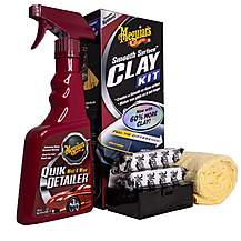 image of Meguiars Smooth Surface Clay Kit