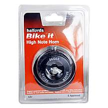 image of Halfords Bike it High Note Motorcycle Horn