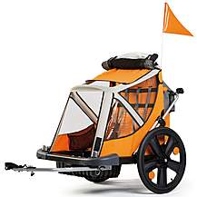image of Bellelli Bike Taxi Child Bike Trailer