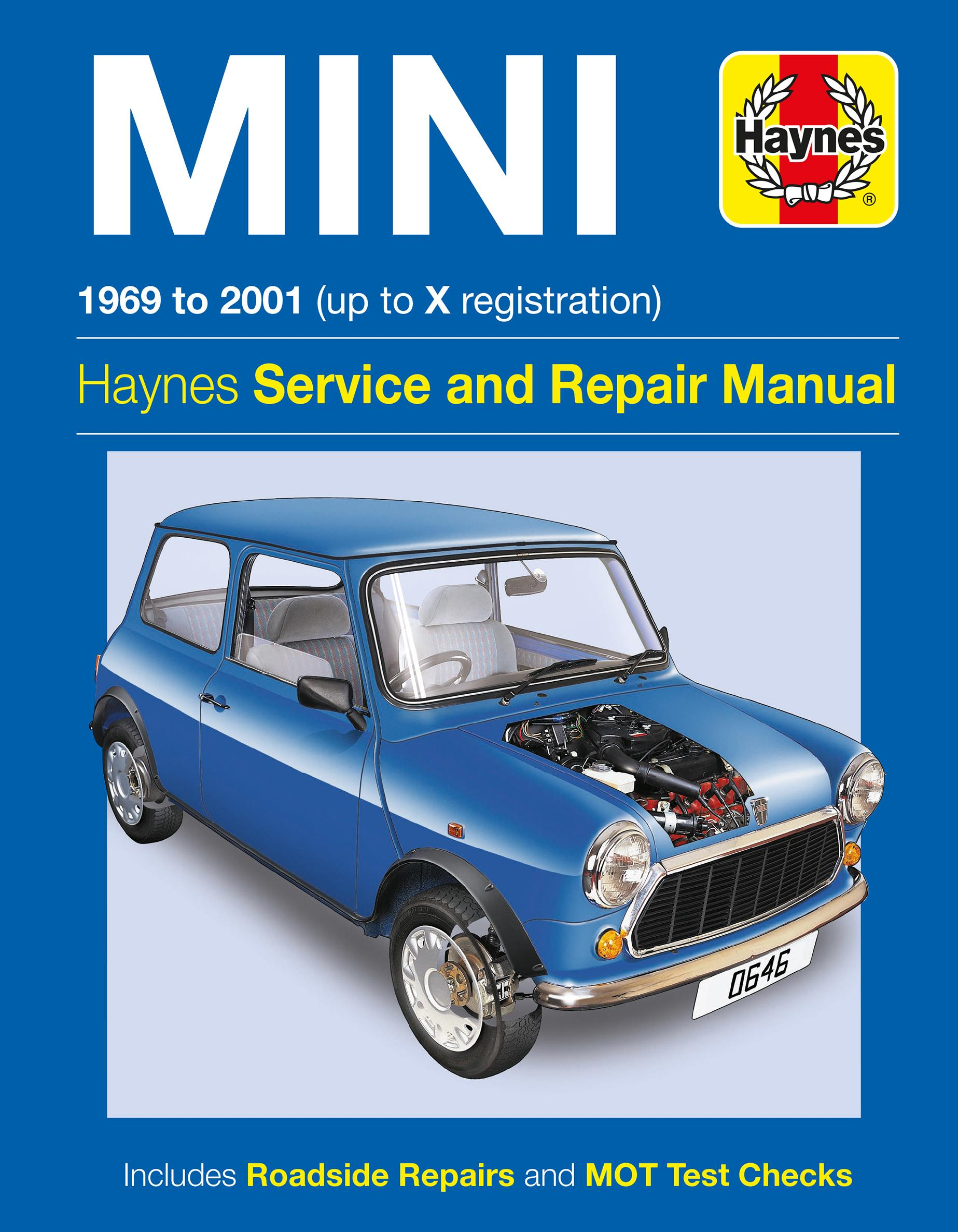 haynes mini 69 01 manual rh halfords com classic mini repair manual haynes classic mini workshop manual