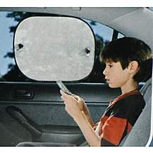 image of Halfords Side Window Sunshades