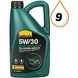 Halfords 5W30 Fully Synthetic BMW/MB Oil 2L