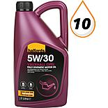 Halfords Vauxhall/Opel GM 5W30 Fully Synthetic Oil 2L