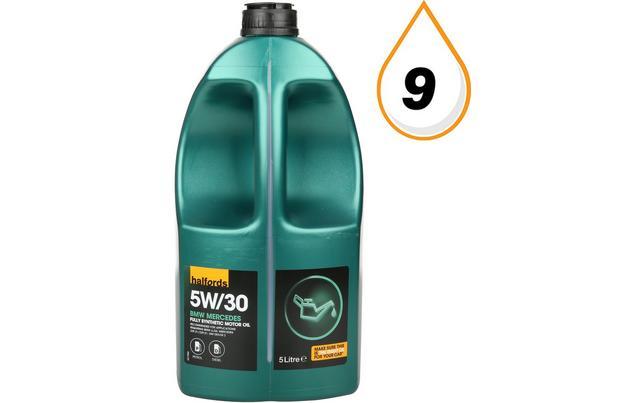 04 bmw x5 oil type