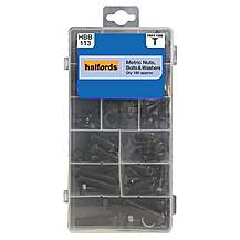 image of Halfords Nuts, Bolts and Washers