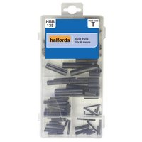 Halfords Assorted Roll Pins