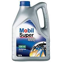 image of Mobil Super 1000 X1 15W/40 Oil 5L