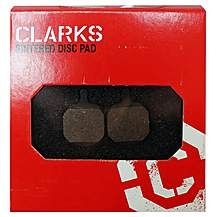 image of Clarks Tektro Gemini and Novela Organic Disc Brake Pads VX827C