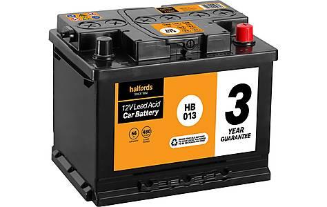 halfords lead acid battery hb013. Black Bedroom Furniture Sets. Home Design Ideas