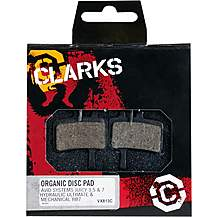 image of DBP VX813C Avid Juicy 3/5/7 & BB7 Organic Disc Brake Pads