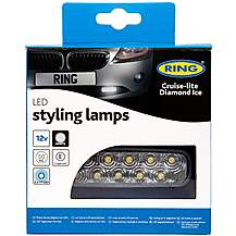 image of Ring Cruise-lite Daytime Diamond Ice LED Styling Lights