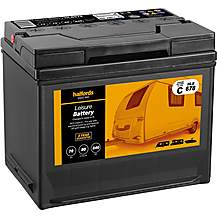 image of Halfords Leisure Battery HLB678