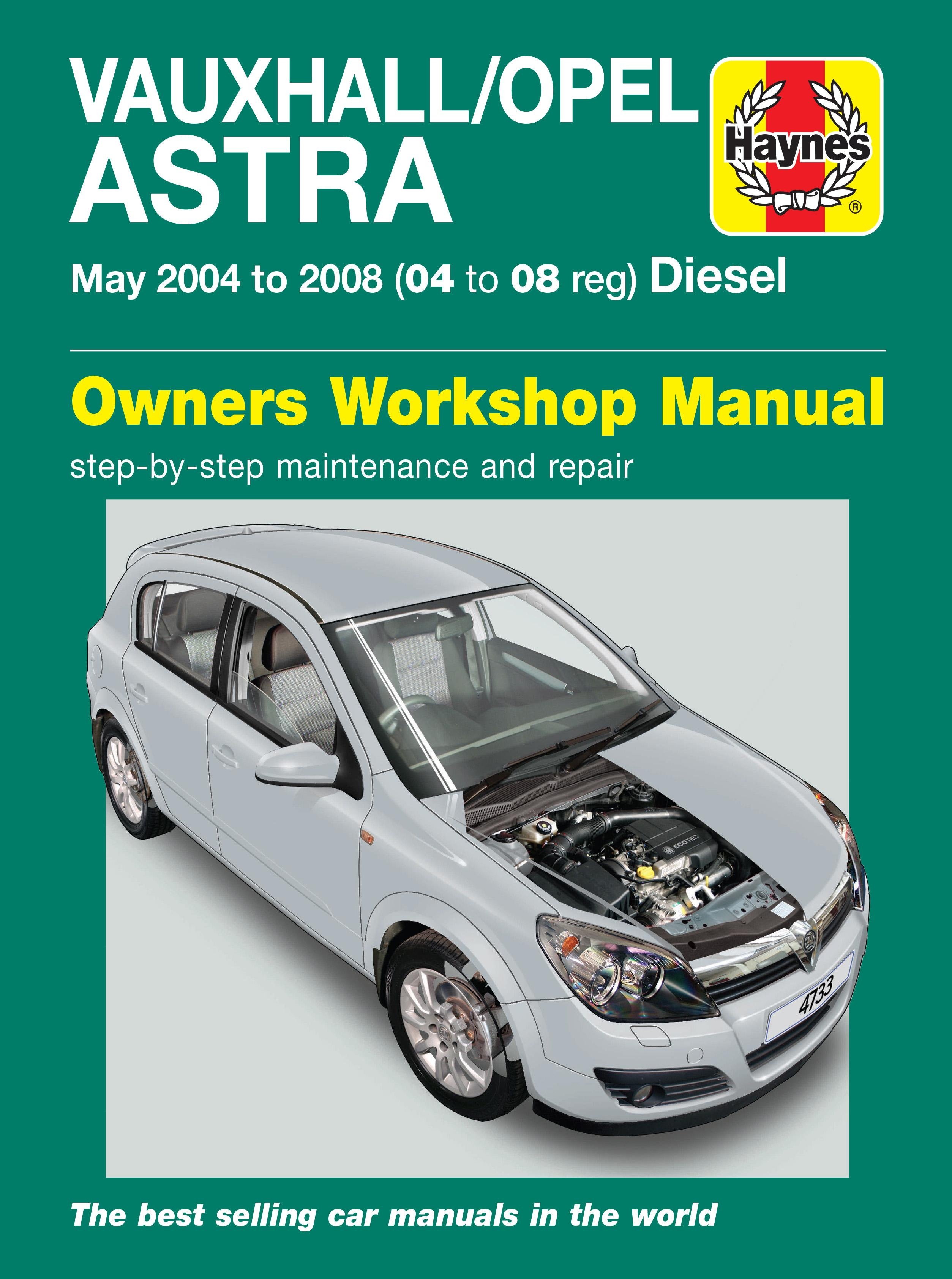 haynes vauxhall astra diesel may 0 rh halfords com Ford Fiesta MK8 Ford Fiesta Wide Body Kit