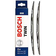 image of Bosch 808 Wiper Blades - Front Pair