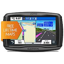 image of Garmin Zumo 590 LM Motorcycle Sat Nav