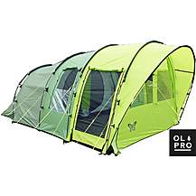 image of Olpro Cocoon 4 Person Tunnel Tent