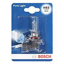 image of Bosch 9005 HB3 Car Bulb  x 1