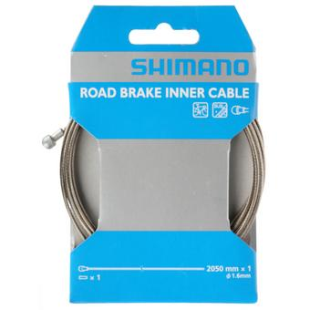 983981: Road stainless steel inner brake wire,1.6 x 2050 mm, single