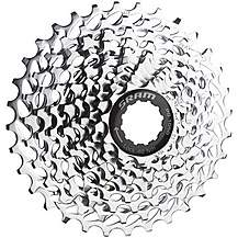 image of SRAM PG1050 10 Speed Cassette 11-36T