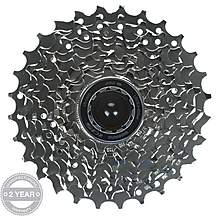 image of Shimano 105 5800 11 Speed Cassette 11-28T
