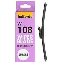 Halfords W108 Single Wiper Blade - VW UP, VW