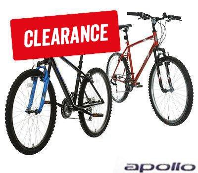 From £99 Apollo clearance