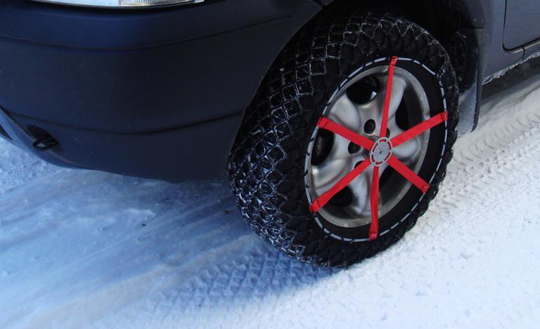Image for Are Snow Chains Legal In The UK? article