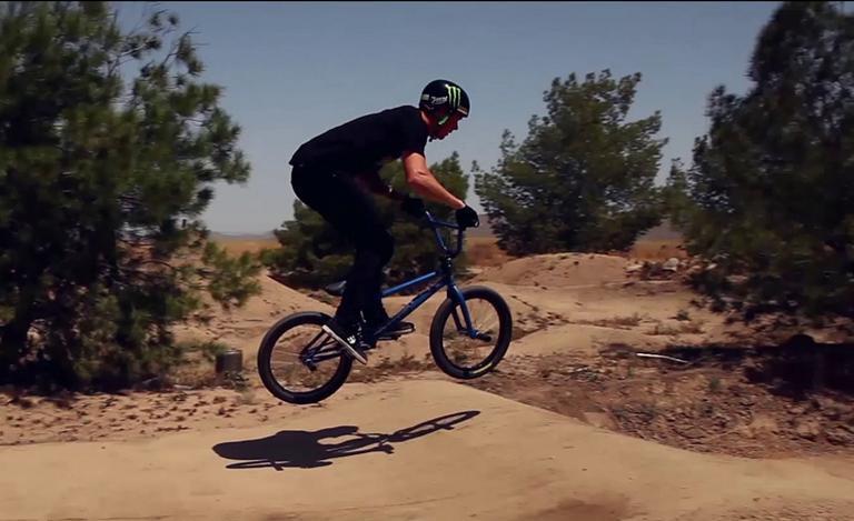 Adult bmx bike
