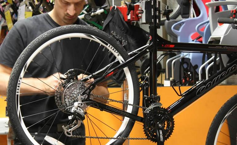 Image for Fitting Bike Chains article