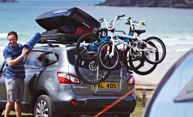Vehicle Bicycle Rack Halfords