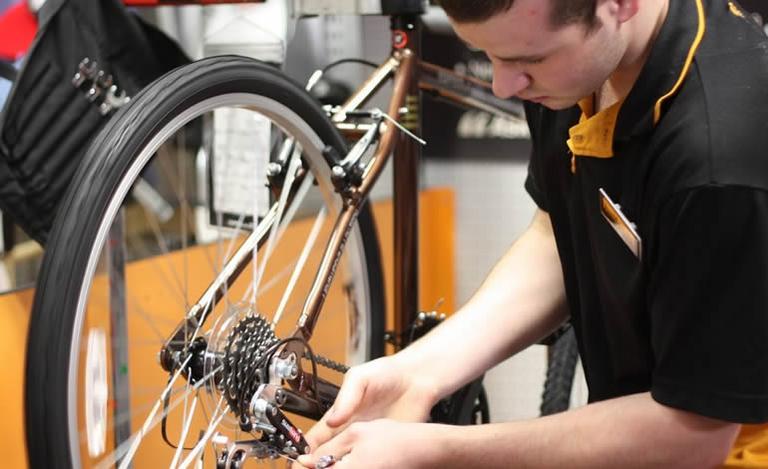 Image for Halfords Bike Repairs article