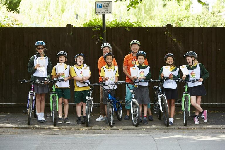 Image for Bikeability article