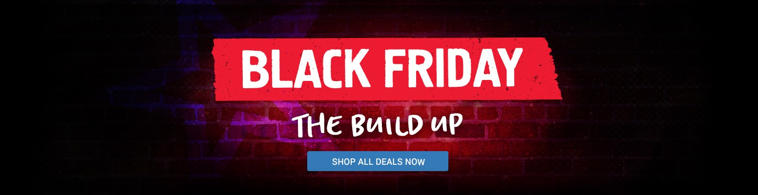 Black Friday Build Up