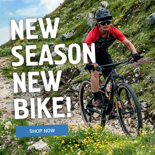 New Bike Season Spring