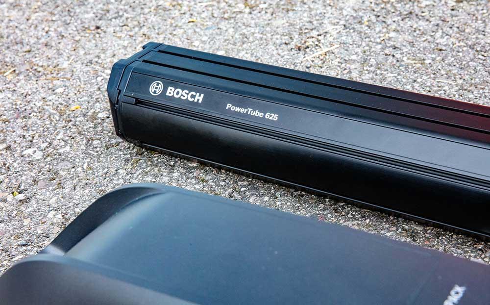 Bosch e-bike batteries