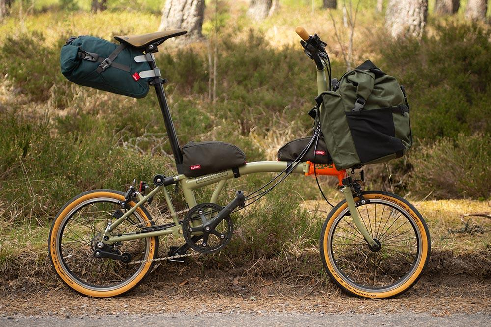 Blog First look Brompton Explore Edition Cycle Republic