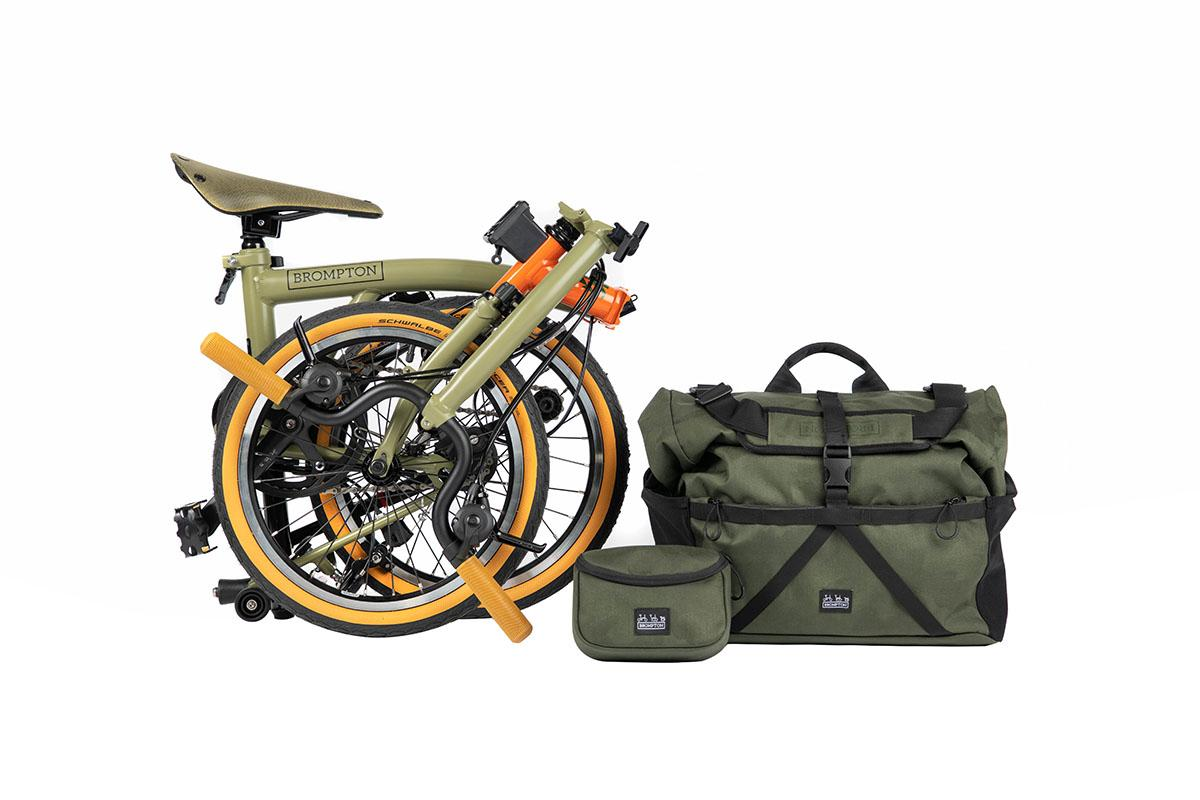 Brompton Explore Edition and tool pack