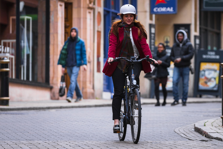 commuting e-bikes