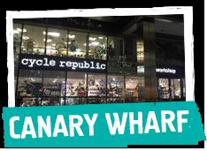 Canary Wharf Store