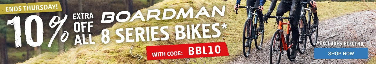 Boardman 8 Series 10% off
